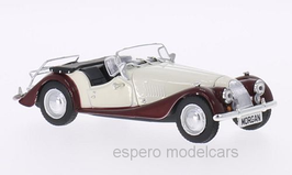 Morgan 4/4 Roadster 1974 beige / dunkelrot