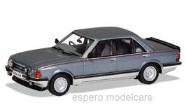 Ford Granada MK II Phase II 2.8i Ghia X 1982-1985 RHD Nibus grey met. / Strato silver