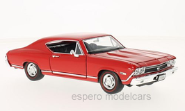 Chevrolet Chevelle SS 396 1968 rot