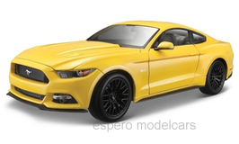 Ford Mustang GT VI Phase I 2014-2017 gelb