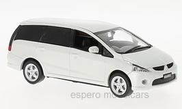 Mitsubishi Grandis 2003-2011 weiss met.