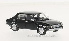 Saab 99 4-Türer Phase I 1970-1975 schwarz