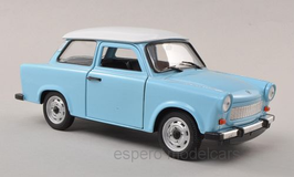 Trabant 601 1965-1990 hellblau / weiss