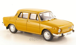 Skoda 110L Limousine 1969-1976 dunkelgelb