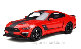 Ford Mustang GT Roush Stage 3 2019 rot / schwarz
