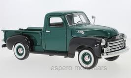 GMC 150 Pick Up 1950 dunkelgrün / schwarz