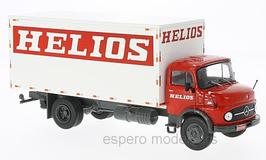 """Mercedes-Benz L-1113 LKW Kasten 1969 """"Helios rot / weiss"""""""