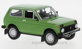Lada Niva Phase I 1976-1994 grün