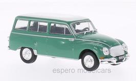 DKW Vemag Vemaguet 1959-1967 grün / weiss
