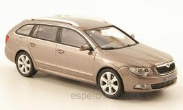 Skoda Superb II Combi Phase I 2010-2013 beige met.