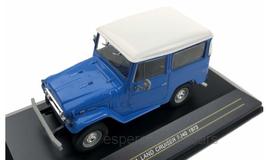 Toyota Land Cruiser FJ40 1960-1984 blau / weiss