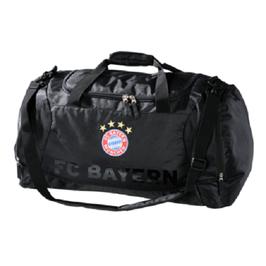 FC Bayern Sporttasche Logo offizielles Produkt des FCB