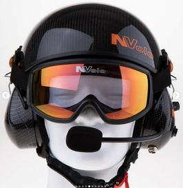 """Helm Brille NVolo """"Verspiegelt"""""""