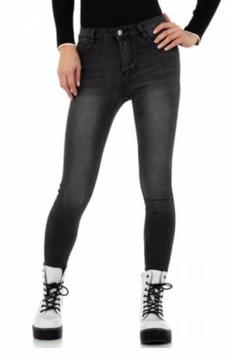 Damen Jeans von Laulia - black