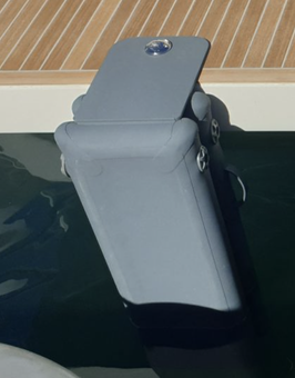 Transom Fenders - Inflatable Drop Stitch