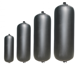 Hypalon Inflatable Fenders: Cylinder