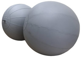 Hypalon Inflatable Fenders: Sphere