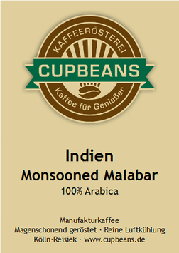 Indien Monsooned Malabar