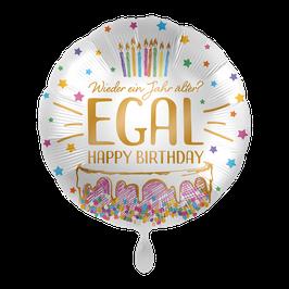 "Happy Birthday ""Egal"""