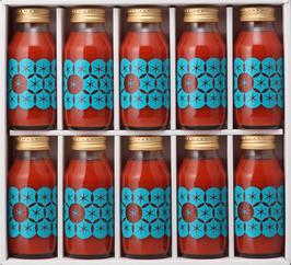 トマトジュース 180ml 10本セット【ギフト用】