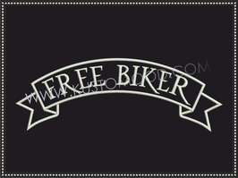 FREE BIKER  29 CM