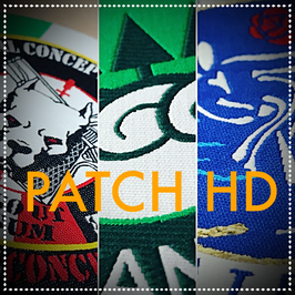 PATCH HD MICRORICAMATA