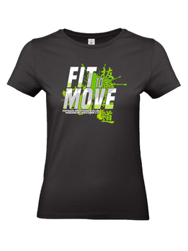 Spartenshirt Damen -Fit to Move-