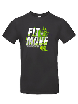 Spartenshirt Kinder -Fit to Move-