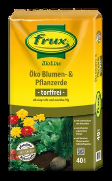 Frux Öko Blumen- & Pflanzerde -torffrei-