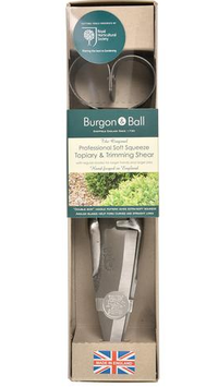 Burgon & Ball Professional Soft Squeese Topiary & Trimming Shear