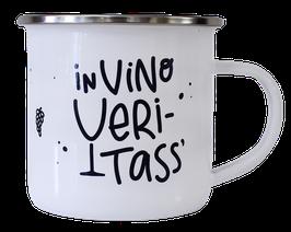 In Vino Veritass' Emaille