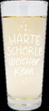 'Harte Schorle weicher Kern' Weinstange
