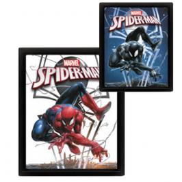 Pyramid 3D Lenticular Poster - Marvel (Spiderman / Venom)