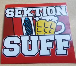 150 Kaiserslautern Sektion Suff Aufkleber