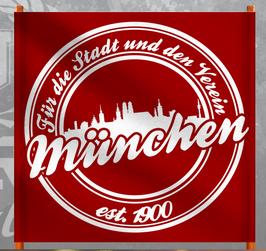 München für die Stadt und den Verein Doppelhalter