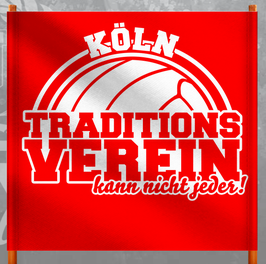 Köln Traditionsverein Doppelhalter