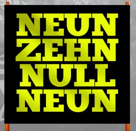 Dortmund NeunZehnNullNeun Doppelhalter
