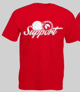 Support Pyro Shirt ROT