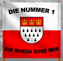 Köln Die Nummer 1 am Rhein Doppelhalter