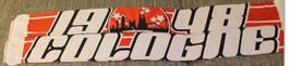 Köln 1948 Cologne Schal NEU
