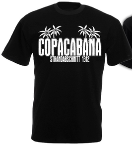 ACAB Strand Shirt Schwarz