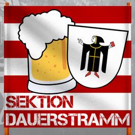 München Sektion Dauerstramm Doppelhalter