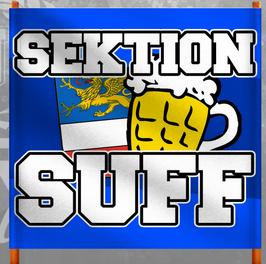 Rostock Sektion Suff Doppelhalter