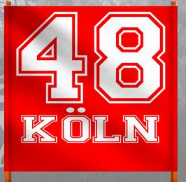 Köln 48 Doppelhalter