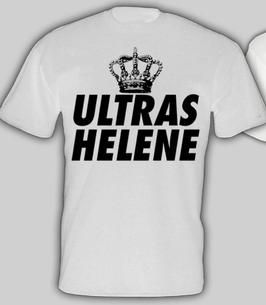 Ultras Helene Krone Shirt Grau