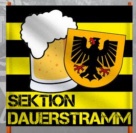 Dortmund Sektion Dauerstramm Doppelhalter