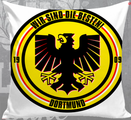 Dortmund wir sind die besten Kissen