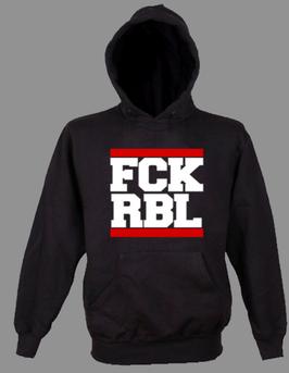 F*ck RBL Hoodie Schwarz