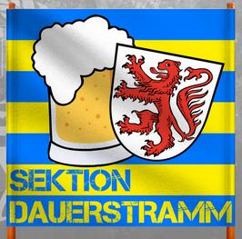 Braunschweig Sektion Dauerstramm Doppelhalter