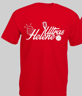 Ultras Helene Shirt Rot